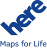 here maps for life logo